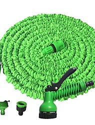 cheap -Garden Water Hose with Spray Nozzle Expanding Flexible Water Gun Car Wash With Nozzle