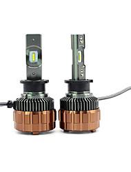 preiswerte -2 stücke 2018 neue 60 watt 8000lm h3 led-lampe scheinwerfer kit auto strahl lampen 6000k weiß canbus