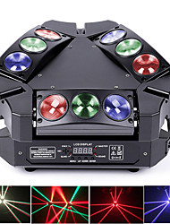 cheap -U'King LED Stage Light / Spot Light DMX 512 Master-Slave Sound-Activated Auto Music-Activated 60 for For Home Wedding Club Outdoor Party