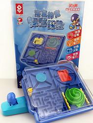 baratos -Labirinto Labirinto Brinquedos Avião O stress e ansiedade alívio Brinquedos de descompressão Clássico ABS Adulto 1 Peças