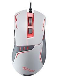 perseguindo a pantera v12 wired usb interface game mouse 6 botão ajustável dpi