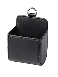 cheap -Car Organizers Vehicle Center Console Leather For universal