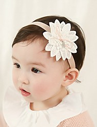 cheap -Unisex Hair Accessories,All Seasons Others Headbands-White