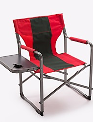 cheap -Camping Folding Chair Folding Metallic for Camping