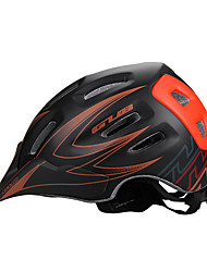 cheap -Bike Helmet 18 Vents Cycling One Piece Mountain Visor PC EPS Road Cycling Cycling / Bike Mountain Bike/MTB