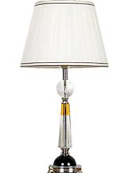 Krystal Krystal Bordlampe Til Krystal 220-240V Kakifarvet