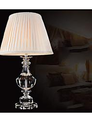 Luz Descendente Artistíco Luminária de Mesa Proteção para os Olhos Interruptor On/Off Alimentação AC 220V Branco