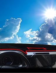 abordables -Automobile Matrice de tableau de bord Tapis Intérieur de Voiture Pour Toyota Toutes les Années RAV4