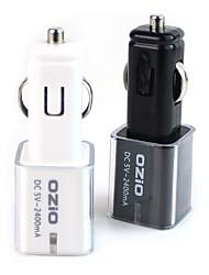 abordables -carga rápida 2 puertos usb cargador solo dc 5v / 2.1a