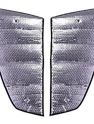 Недорогие -автомобиль солнцезащитный козырек 8-кубовое окно автомобиля с передним и задним окном люк люк алюминиевый фольга материал для bmw 10-16