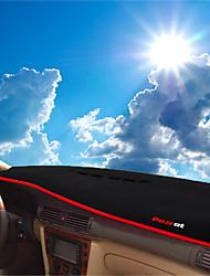 Недорогие -автомобильный Маска для приборной панели Коврики на приборную панель Назначение Volkswagen Passat