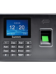 cheap -Danmini A3-Black Free Software Fingerprint Attendance Machine