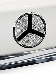 preiswerte -Autotail Auto Dekoration Heck Kristall Diamant für Mercedes-Benz neue e-Klasse e200l e300l