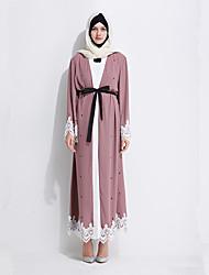 preiswerte -Mode Einteilig Kleid Frau Fest / Feiertage Halloween Kostüme Rosa Print