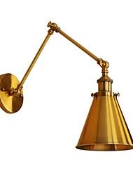 baratos -Antirreflexo / Proteção para os Olhos Moderna / Vintage Swing Arm Lights Sala de Estar / Quarto de Estudo / Escritório Metal Luz de parede