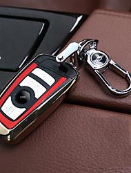 Недорогие -автомобильный Крышка ключа Всё для оформления интерьера авто Назначение BMW Все года 1 Серия М 2 серии Х4 X6 X1 Серии 7 5-й серии 3 серии