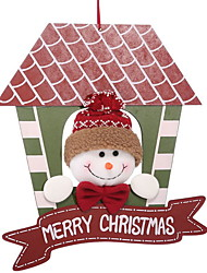 cheap -1pc Christmas Decorations Christmas Ornaments, Holiday Decorations 33*33