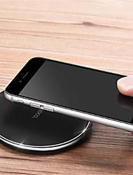 economico -Caricatore senza fili Caricatore del telefono del telefono USB Caricatore senza fili 1 porta USB 1A iPhone X iPhone 8 S8 Plus S8 S7