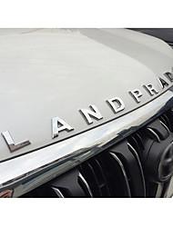 Недорогие -автомобильная эмблема 3d стереоскопическая земля prado для toyota land prado