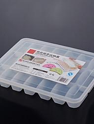 Недорогие -пластик Творческая кухня Гаджет Хранение продуктов питания 1шт Кухонная организация