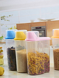 cheap -Plastic Creative Kitchen Gadget Food Storage 3pcs Kitchen Organization