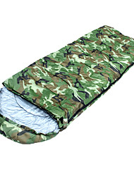 cheap -Sleeping Bag Envelope / Rectangular Bag Keep Warm Moistureproof/Moisture Permeability Ultra Light (UL) Windproof Dust Proof Thick Hunting