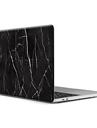 abordables -MacBook Etuis pour Marbre Plastique MacBook Pro 13 pouces MacBook Pro 15 pouces MacBook Air 13 pouces MacBook Air 11 pouces MacBook Pro