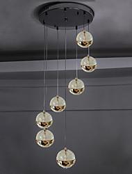economico -Moderno Pretezione per occhi Luci Pendenti Luce ambientale Per Camera da letto Sala studio/Ufficio Bianco caldo 110-120V 220-240V 1078lm