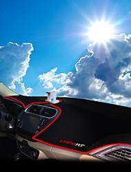 cheap -Automotive Dashboard Mat Car Interior Mats For Ford All years Escort