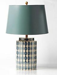 cheap -Contemporary Decorative Table Lamp For Ceramic 220V Blue