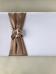 Недорогие -Атлас Романтика Фантастика СвадьбаWithБант 1 коробка Гостевая книга