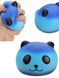 cheap -Squishy Panda Bread Slow Rising Stress Relieve Soft Charms Kid Toy Gift