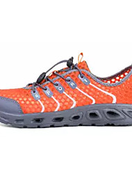 cheap -Men's Shoes PU Fall Comfort Athletic Shoes Walking Shoes for Kid's / Teen Orange