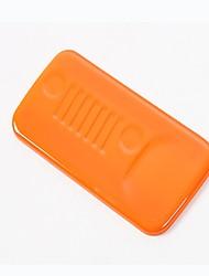 baratos -caixa de luva automotiva tampa do interruptor diy interior do carro para jeep renegado plástico
