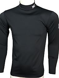 Недорогие -Муж. Гольф Куртка на молнии Быстровысыхающий С защитой от ветра Пригодно для носки Воздухопроницаемость Гольф На открытом воздухе