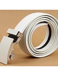 cheap -Men's Work Waist Belt Modern Style