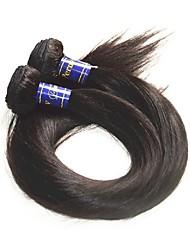 preiswerte -10a qualität peruanisches reines menschliches haar seide gerade 2bundles 200g lot verkauf natürliche schwarze farbe weich und glatt