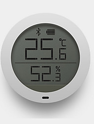 cheap -Xiaomi Thermostat Accuracy Temperature Humidity Monitor White Color
