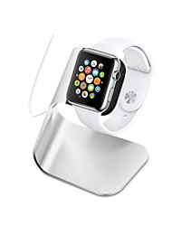 abordables -Apple Watch Support avec Adaptateur Aluminium Bureau