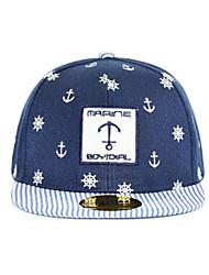 cheap -Boys' Hats & Caps, Summer Polyester Bandanas - White Black Red Navy Blue