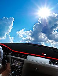economico -Settore automobilistico Dashboard Mat Tappetini interno auto Per Volkswagen 2013 2014 2015 2016 2017 Bora