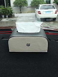 economico -Organizer e portaoggetti per auto Scatola di fazzoletti Per Volvo Tutti gli anni V60 S90 V40 S60 XC90 XC60 S60L