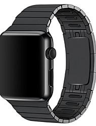 Недорогие -часовая группа для серии часов яблока 3/2/1 яблочный браслет классической пряжки стали