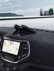 Недорогие -автомобильный Маска для приборной панели Коврики на приборную панель Назначение Jeep Все года Cherokee