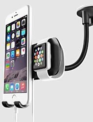 abordables -Apple Watch Soporte con Adaptador Metal Coche