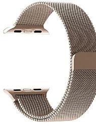 preiswerte -Uhrenarmband für Apple Watch Series 3 / 2 / 1 Apple Handschlaufe Klassische Schnalle Metall