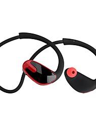 abordables -R8 Bande de cou Sans Fil Ecouteurs Dynamique Plastique Sport & Fitness Écouteur Avec contrôle du volume / Avec Microphone Casque