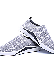 cheap -Men's Shoes Synthetic Microfiber PU PU Leatherette Spring Light Soles Comfort Loafers & Slip-Ons Cycling Shoes Hiking Shoes Running Shoes