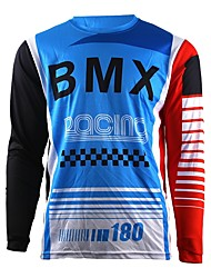 economico -2017 estate saggezza lascia motociclo cross-country maglia propria mountain bike hd downhill jersey sport all'aria aperta maglietta a