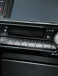 economico -Manopola per l'aria condizionata per auto diy interni auto per toyota tutti gli anni prado metal
